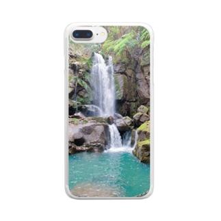 激流 Clear smartphone cases
