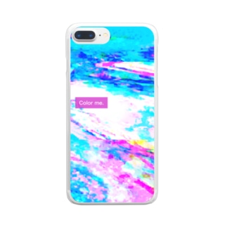 Color me.7 Clear smartphone cases