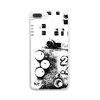 BongTengEffectsDOPE Clear smartphone cases