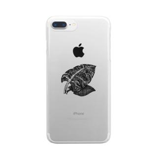 J's original Clear smartphone cases