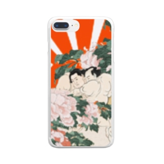 sumo5 Clear smartphone cases
