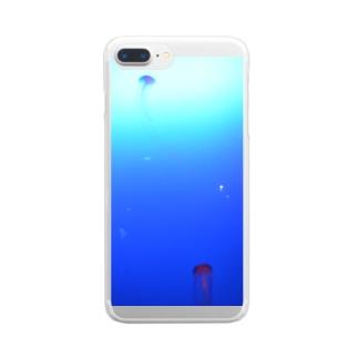 KURAGEケース Clear smartphone cases