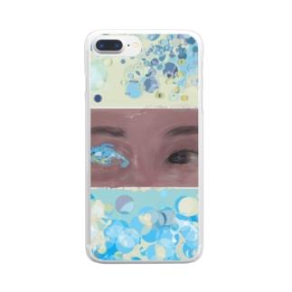 水 Clear smartphone cases