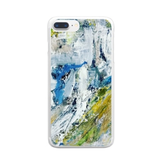 fly high Clear smartphone cases