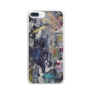 finding a dream  Clear smartphone cases
