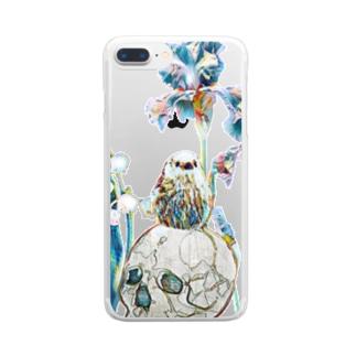 あやふ屋の不遇 Clear smartphone cases