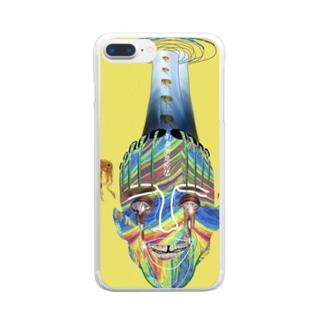 ハマー Clear smartphone cases