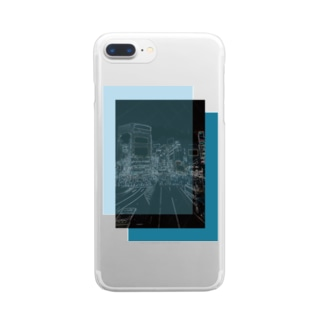 layer Clear smartphone cases