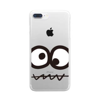 トルポン Clear smartphone cases