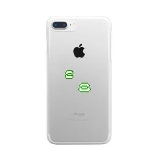 きこう Clear smartphone cases