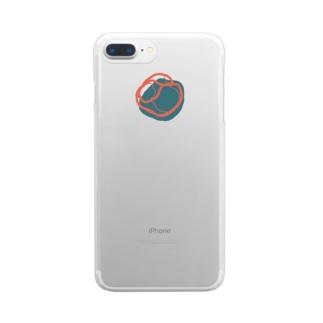 盆暗 Clear smartphone cases