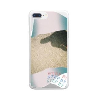 ハバナにある、ローカルな海 Clear smartphone cases