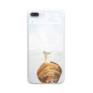 蜃気楼 Clear smartphone cases