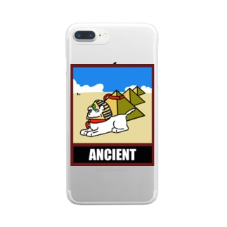 Clear smartphone cases