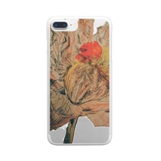 虚漏拿渦や浄化し 賜ふ蓮の華 ともぞうこころの俳句          Clear smartphone cases