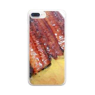 夏、乗り切りアイテム Clear smartphone cases