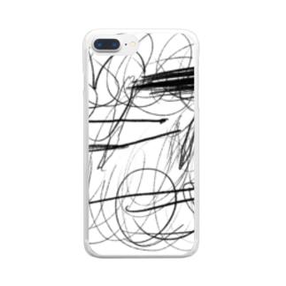 大掃除 Clear smartphone cases