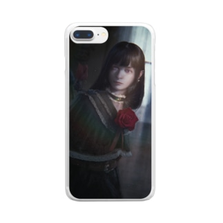 - Variable Roses - Clear smartphone cases