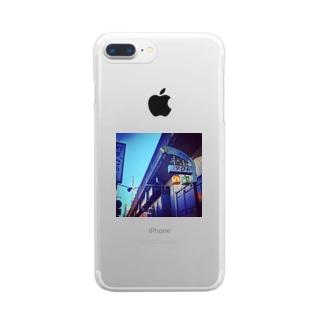 namaste99のスターロード Clear smartphone cases