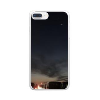 日常 Clear smartphone cases
