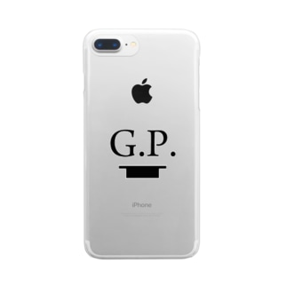 G.P. Clear smartphone cases