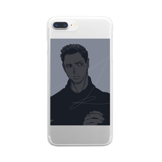 ☾ Clear smartphone cases