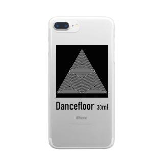 Dancefloor 30ml case Clear smartphone cases