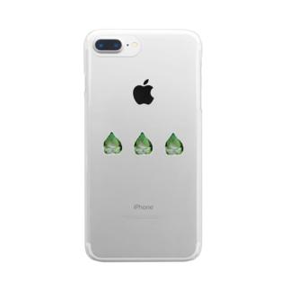 ちりコレ2020 Clear smartphone cases