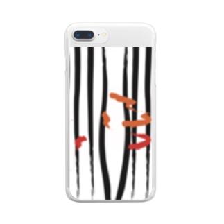Okapi  Clear smartphone cases