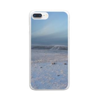 世界の風景:Arctic3 Clear smartphone cases