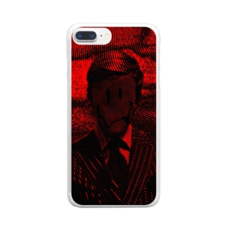 Smile guy Clear smartphone cases