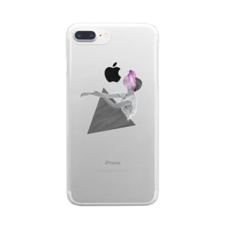 amethyst Clear smartphone cases