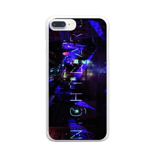 nightmare-crush Clear smartphone cases