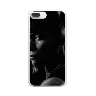 メキシカン Clear smartphone cases