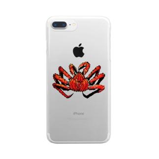 ta-ra-ba Clear smartphone cases
