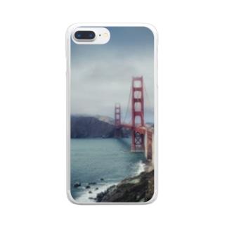 ブリッジ Clear smartphone cases