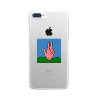 3のsun Clear smartphone cases