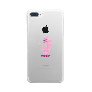 エアーノア・シリーズ(NOAIR) Clear smartphone cases