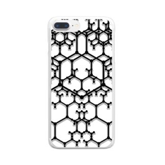 FlatConnection Clear smartphone cases
