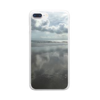 水鏡 Clear smartphone cases