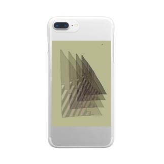 はじめまして。 Clear smartphone cases