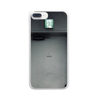 にっげろぉᕕ( ᐛ )ᕗ Clear smartphone cases
