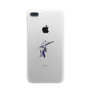悟空 Clear smartphone cases