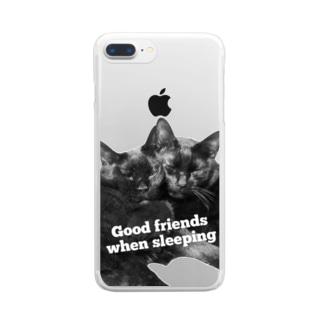 KURONEKO Clear smartphone cases