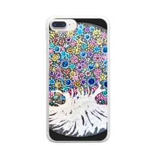 世界樹 Clear smartphone cases