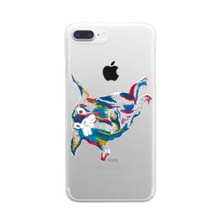 活力 Clear smartphone cases