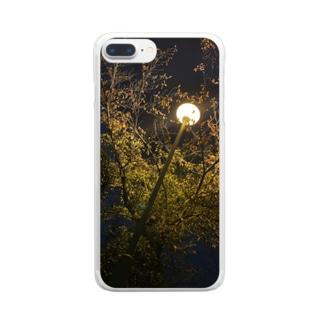 ヒカリ Clear smartphone cases