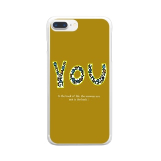 You Clear smartphone cases