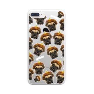 gekioko Clear smartphone cases
