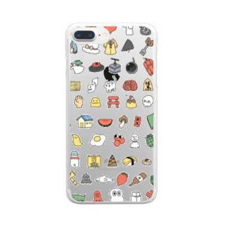 108 Clear Smartphone Case